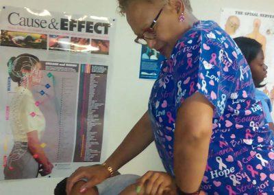 Albany Chiropractic Adjustment